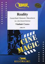 Reality Sheet Music