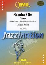 Samba Ole (Chorus SATB) Sheet Music