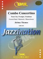 Combo Concertino (Tenor Sax, Trumpet & Trombone) Sheet Music