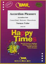 Accordion Pleasure (Accordion Solo) Sheet Music