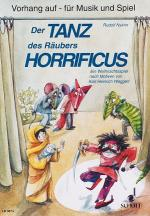 Der Tanz des Raubers Horrificus Sheet Music