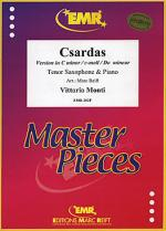 Csardas (version in C minor) Sheet Music