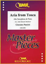 Aria from Tosca Sheet Music