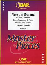 Nessun Dorma Turandot Sheet Music