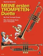 Meine ersten Trompeten-Duette Sheet Music