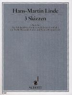 Drei Skizzen Sheet Music