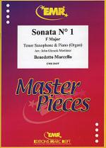 Sonata No. 1 in F major Sheet Music