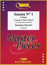 Sonata No. 1 in F major Sheet Music