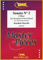 Sonata No. 2 in E minor Sheet Music