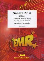 Sonata No. 4 in G minor Sheet Music
