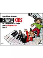 Piano Kids Band 1 + Aktionsbuch 1 Sheet Music
