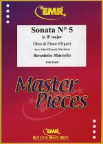 Sonata No. 5 in Bb major Sheet Music