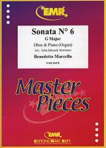 Sonata No. 6 in G major Sheet Music
