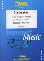 6 Sonatas Sheet Music