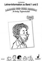 Amadeus und seine Freunde Sheet Music