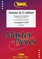 Sonata in g-minor Sheet Music