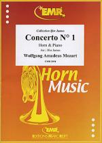 Concerto No. 1 Sheet Music