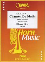 Chanson du Matin Op. 15 No. 2 Sheet Music