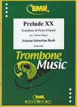 Prelude XX BWV 865 Sheet Music