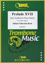 Prelude XVII BWV 862 Sheet Music