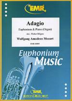 Adagio KV 580A Sheet Music