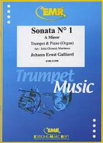Sonata No. 1 in A minor Sheet Music