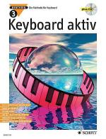 Keyboard aktiv Band 3 Sheet Music