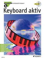Keyboard aktiv Band 4 Sheet Music
