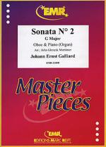 Sonata No. 2 in G major Sheet Music