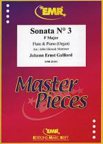 Sonata No. 3 in F major Sheet Music
