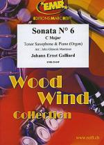 Sonata No. 6 in C major Sheet Music