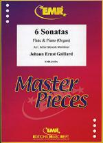 6 Sonatas Sheet Music