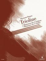 Trioline Sheet Music