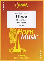 4 Pieces Sheet Music