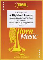 A Highland Lament Sheet Music