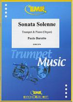 Sonata Solenne Sheet Music