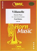 Villanelle Sheet Music