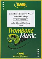 Trombone Concerto No. 3 Sheet Music