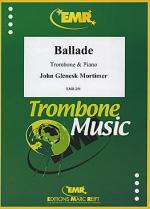 Ballade Sheet Music