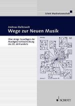 Wege zur Neuen Musik Sheet Music