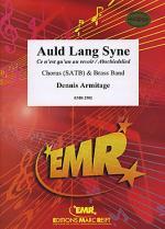 Auld Lang Syne (Chorus SATB) Sheet Music
