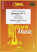 Konzert No. 1 Sheet Music