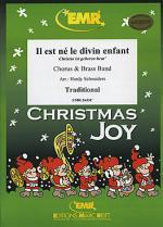 Il est ne, le divin enfant (Chorus SATB) Sheet Music