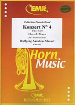 Konzert No. 4 Sheet Music