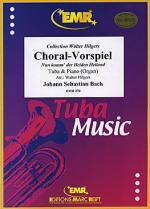 Choral-VorspielNun komm der Heiden Sheet Music