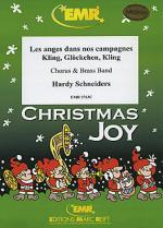 Les anges dans nos campagnes (Chorus SATB) Sheet Music
