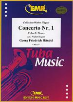 Concerto I in g-moll Sheet Music