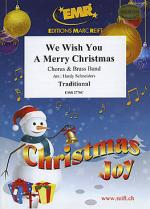 We Wish You A Merry Christmas (Chorus SATB) Sheet Music