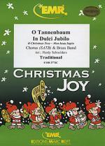 O Tannenbaum / In Dulci Jubilo (Chorus SATB) Sheet Music