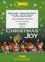 Silent Night - Come All Ye Shepherds (Chorus SATB) Sheet Music